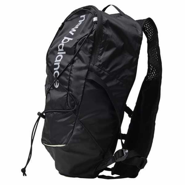 ニューバランスNEWBALANCEランニングバックパック12L カラー:ブラック #JABR8157-BK