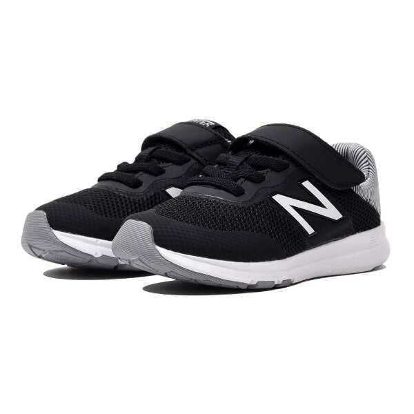 ニューバランスNEWBALANCEプレマスIキッズランニングシューズ サイズ:15.5cm  カラー:ブラック #IOPREMB
