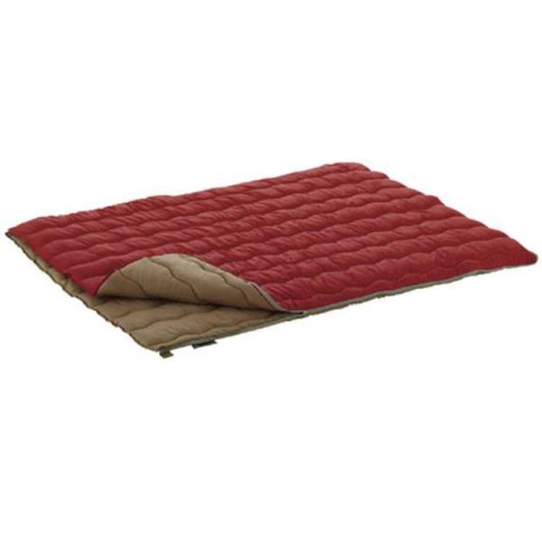 ロゴス LOGOS 2in1・Wサイズ丸洗い寝袋・0 [サイズ:幅75×長さ185cm] #72600690