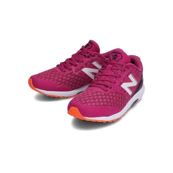 ニューバランス NB HANZO J ジュニア ランニングシューズ [サイズ:19.0cm] [カラー:パープル] #YPHANZE3 NEW BALANCE