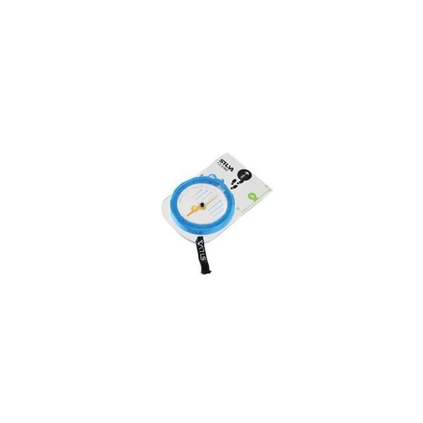 シルバコンパス FLD1-2-3 2度目盛 [サイズ:85×54mm] #ECH138 SILVA