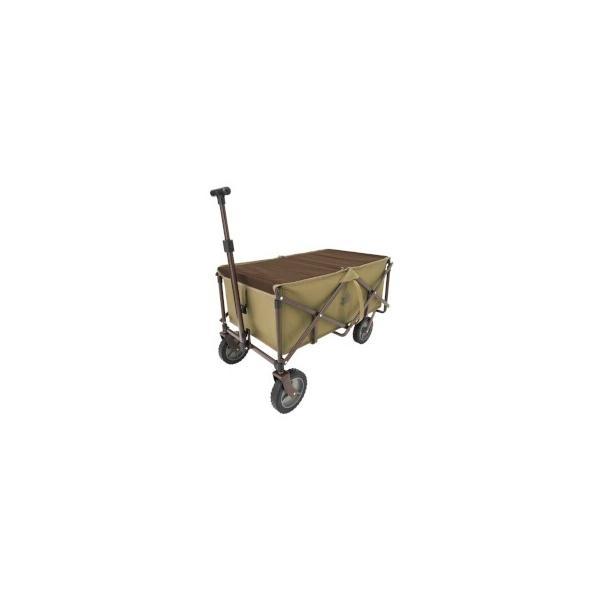 ロゴス LOGOS TOPカバーキャリーカート アウトドアワゴン [サイズ:幅84×奥行53×高さ55cm] #84720724 LOGOS