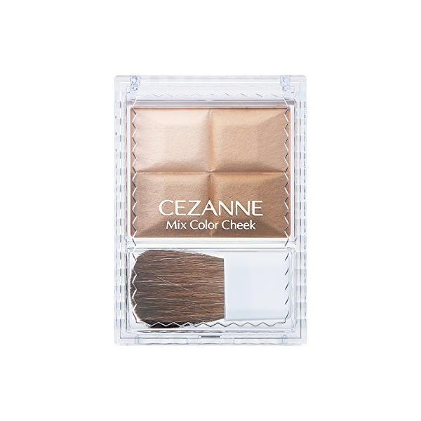 セザンヌ ミックスカラーチーク 20 シェーディング 7.2g 4色入り|beautyh