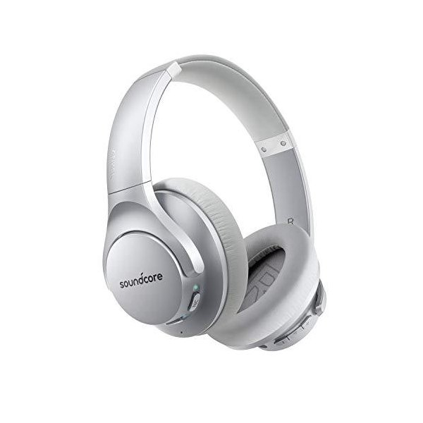 AnkerSoundcoreLifeQ20(Bluetooth5.0オーバーイヤー型ヘッドホン) アクティブノイズキャンセリング