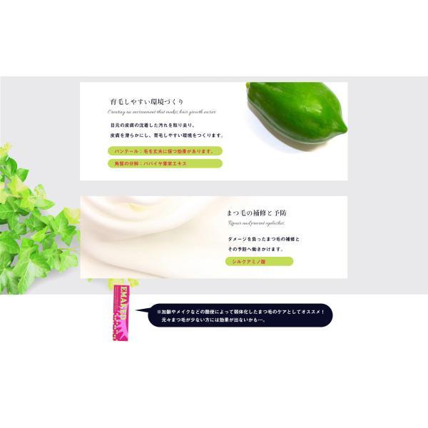 水橋保寿堂製薬 EMAKED (エマーキット) まつげ美容液  (ゆうパケット送料無料)|beautyhair|08