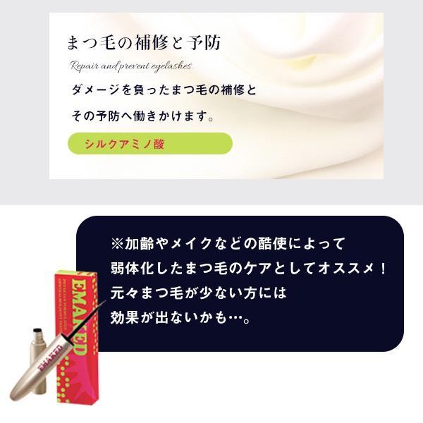 (2本セット)水橋保寿堂製薬 EMAKED (エマーキット) まつげ美容液  (ゆうパケット送料無料)|beautyhair|08