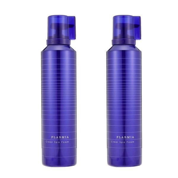 【2個セット】ミルボン プラーミア クリアスパフォーム 320g(炭酸クレンジング) beautyshop-aqua