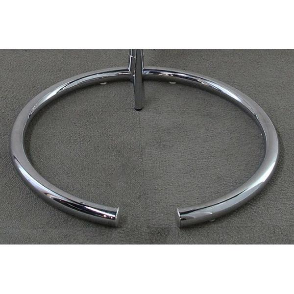 パール サイドテーブル ガラステーブル アイリーングレイ デザイナーズ リプロダクト E1027 4段階調節 モダン|bebeimport|08