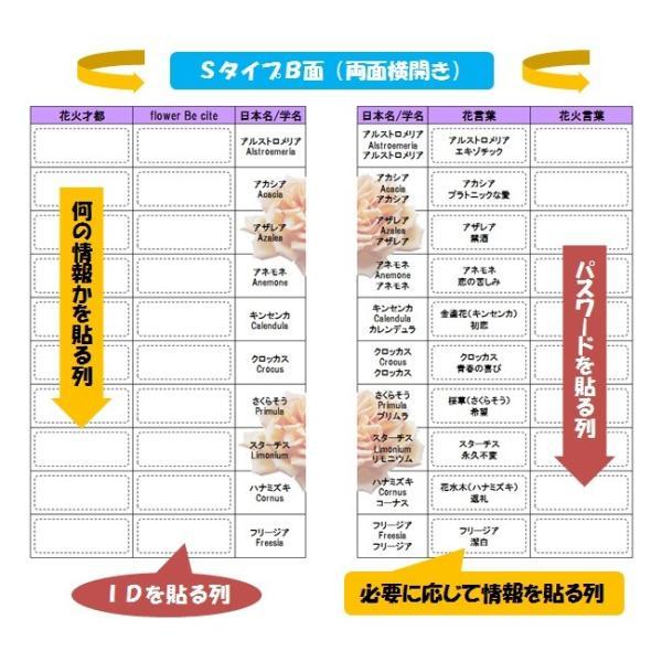 紙芸パス花お得S(両面)|beciteapps|04