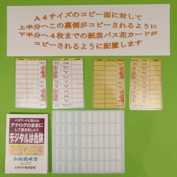 紙芸パス花お得S(両面)|beciteapps|05
