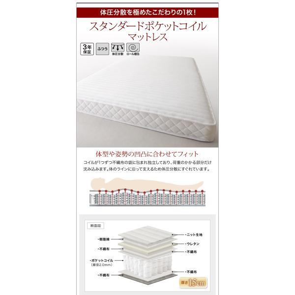 ベッドフレームのみ 〔シングル レギュラー丈〕 ヘッドレス 〔10億円売れたフロアベッドシリーズ〕|bed-lukit|17