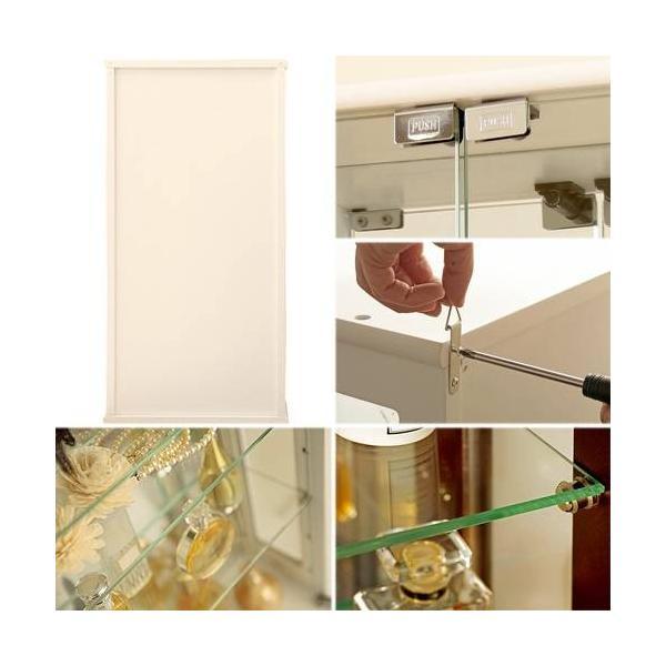 コレクションケース/高さ100cm/コレクションケース/コレクションラック/フィギュアケース|bed-lukit|03