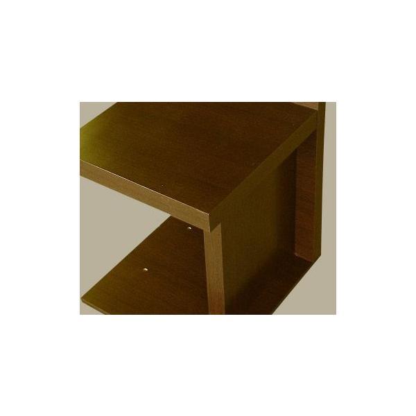 ベッドサイドテーブル ナイトテーブル  JW-3403 【プライオリティ対応】(NT−JW3403|bedandmat|03