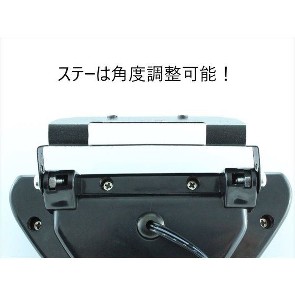 F1風 テールランプ LED 12発 汎用 F1テール F1バックランプ F1マーカー 点滅 ブレーキランプ フォグランプ リフレクター beetech-japan 06