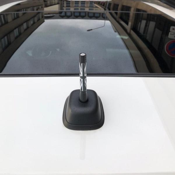 BMW MINIなどに最適 ショート アンテナ 10.7cm 全3色 BMW MINI COOPER ミニ ミニクーパー アクセサリー カスタムパーツ 外装 ドレスアップ|beetech-japan|05