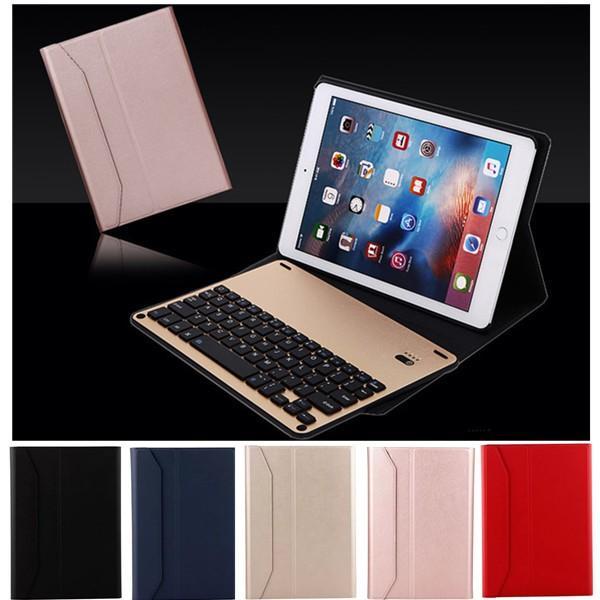 2017 新型 iPad  A1823 A1822 iPad Air2 Air ケース マグネット着脱式キーボード付き iPad Pro 9.7インチ iPad mini1/2/3/4キーボードケース 分離式