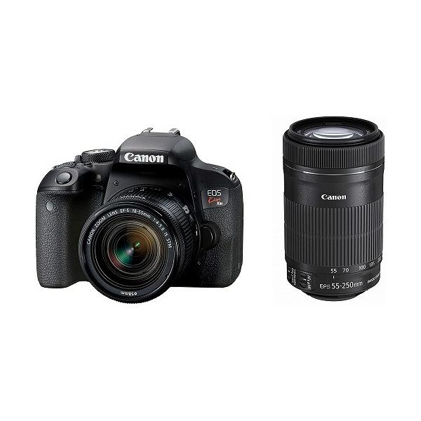Canonデジタル一眼レフカメラEOSKissX9iダブルズームキットEF-S18-55mm/EF-S55-250mm