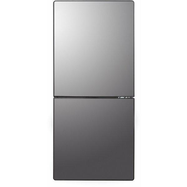 冷蔵庫 霜取り不要 ツインバード  HR-EJ11B 2ドア冷凍冷蔵庫 110L ミラーデザイン TWINBIRD おしゃれ|beisiadenki|03