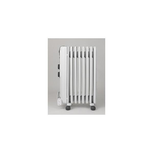 デロンギ DeLonghi オイルヒーター 8畳〜10畳 ピュアホワイト+ダークグレイ RHJ35M0812 DG|beisiadenki|04