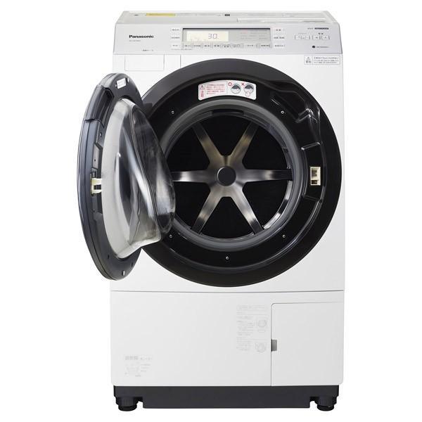 ドラム式洗濯乾燥機 [パワフル滝コース新搭載] クリスタルホワイト【洗濯10.0kg/乾燥6.0kg/左開き】 パナソニック NA-VX700AL|beisiadenki|04