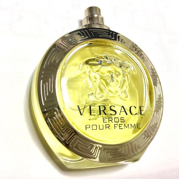 新品 ヴェルサーチ エロス フェム 香水 100ml 大容量 VERSACE フレグランス パルファム テスター|belle-store00|02