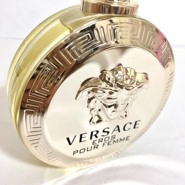 新品 ヴェルサーチ エロス フェム 香水 100ml 大容量 VERSACE フレグランス パルファム テスター|belle-store00|04