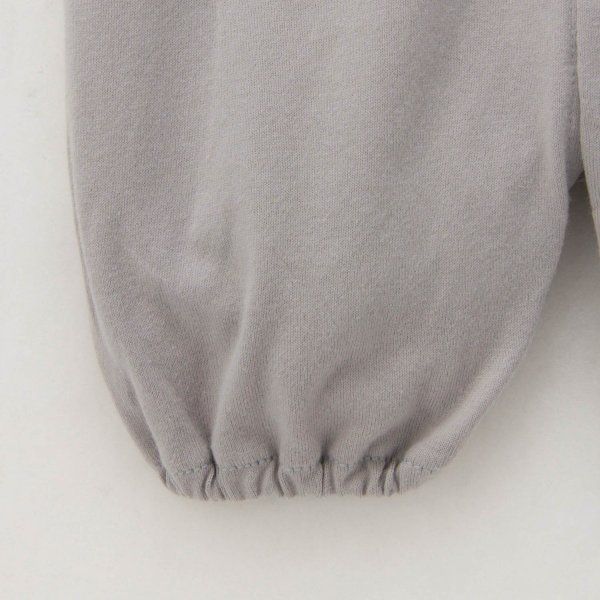c08021e83e367 ... ベビー服 セレモニードレス フォーマルウェア ベルメゾン ベスト付き長袖ツーウェイオール ライトグレー 50〜60 ...