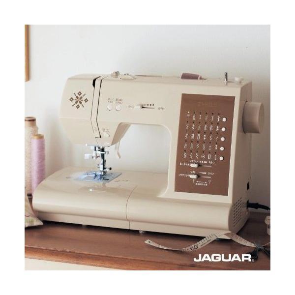 ジャガー/JAGUAR 不要卓上ミシン無料引取サービス ソーイングが好きになるコンピュータミシン 「Aセット」|bellemaison