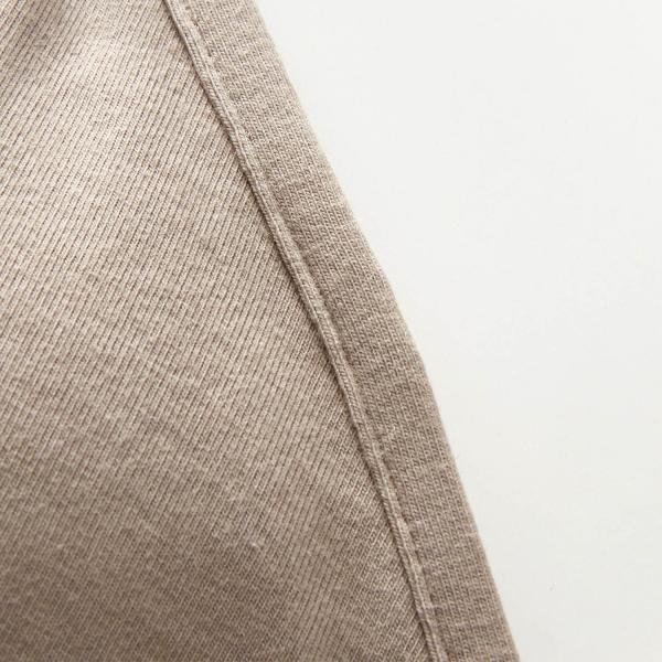 授乳キャミ 産後 授乳 キャミソール 下着 インナー ブラキャミ クロスオープン 綿混 ブラック M L LL bellemaison 05