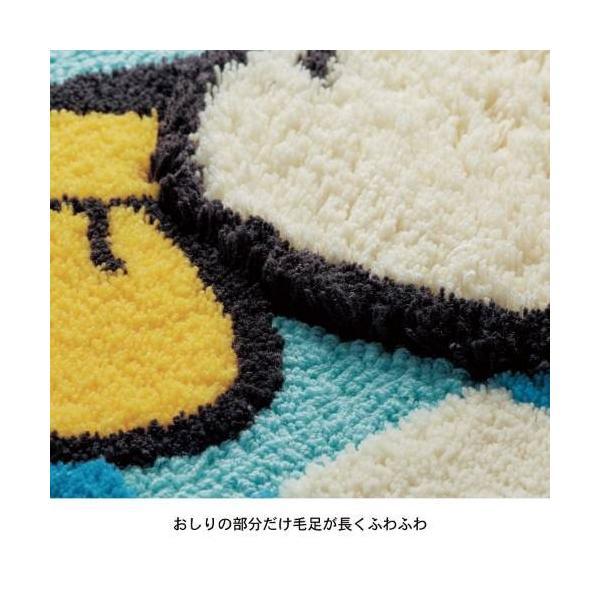 洗える玄関マット/ドナルドダック 約40×65|bellemaison|02
