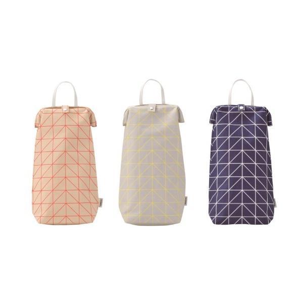 北欧調デザインのレジ袋ストッカー<TIRER>