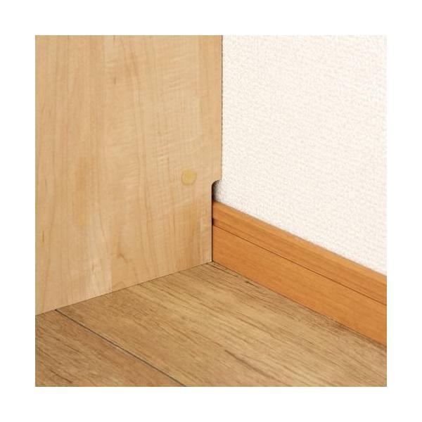 子供部屋・絵本収納 お片付け上手な絵本本棚 「B/90×79.5、C/60×113.5」|bellemaison|06