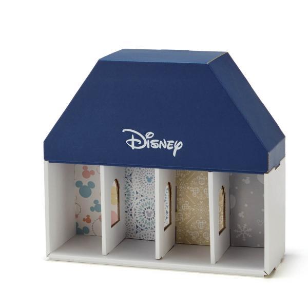 フリーボックス 小物収納ケース ディズニー ぬいぐるみバッジコレクション THE APARTMENT カラー 「レッドセット」|bellemaison|10