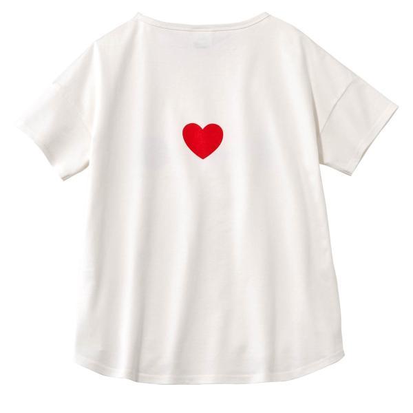 Tシャツ カットソー プルオーバー レディース ディズニー ビッグシルエットフェイスTシャツ(レディース) 「ダッキー(イエロー)」 bellemaison 11