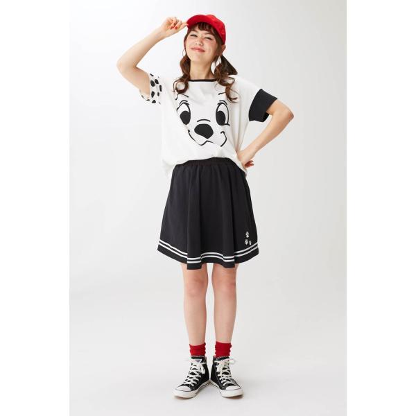 Tシャツ カットソー プルオーバー レディース ディズニー ビッグシルエットフェイスTシャツ(レディース) 「ダッキー(イエロー)」 bellemaison 14