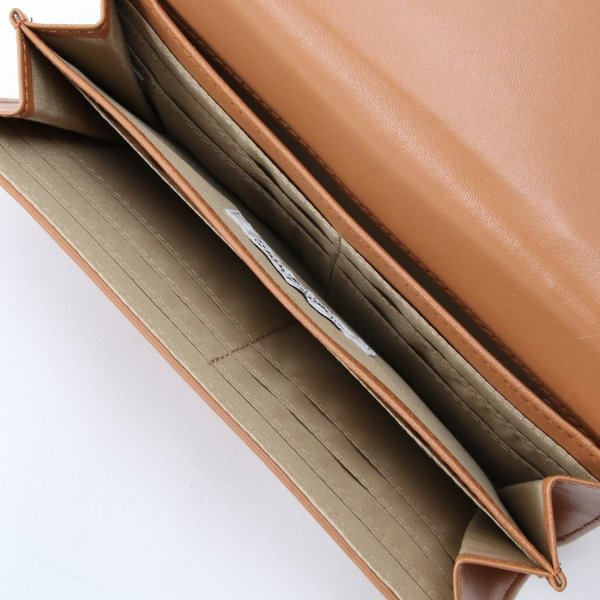 d17ae607fde0 ... 財布 レディース 長財布 フェイクレザーがま口長財布 カラー 「ラベンダー」 bellemaison  ...
