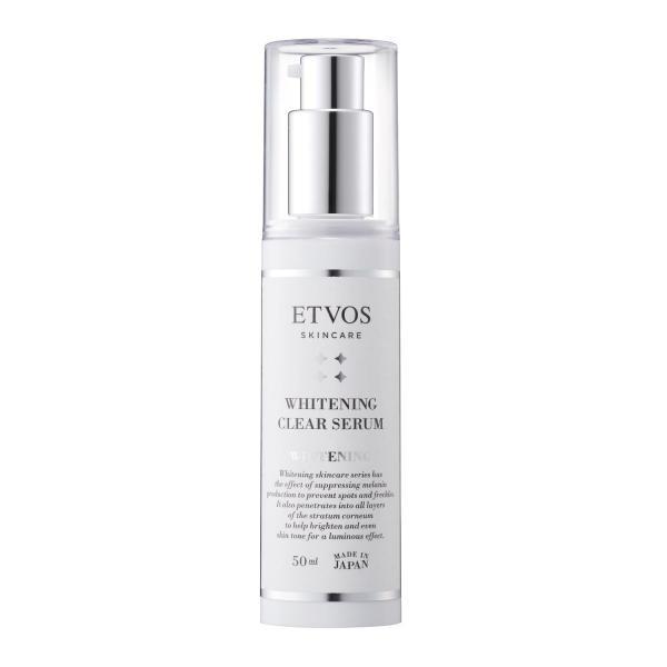 美容液 エトヴォス E03 美白 薬用 ホワイトニングクリアセラム 医薬部外品 トラネキサム酸 セラミド|bellemaison