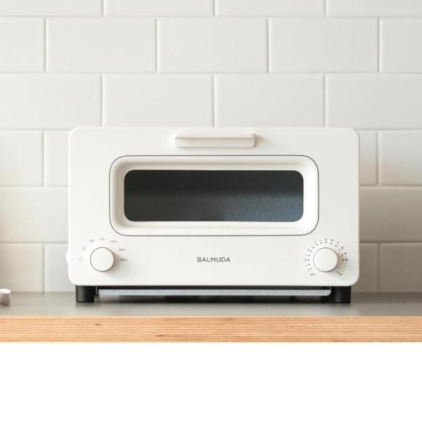 調理家電 バルミューダ BALMUDA ザ トースター K01E-KG K01E-WS おしゃれ ホワイト