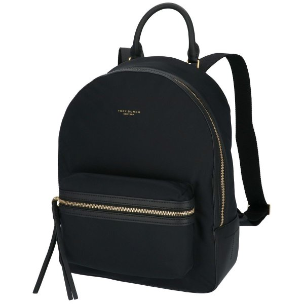 PERRY NYLON ZIP BACKPACK/リュックサック/58039 ブラック