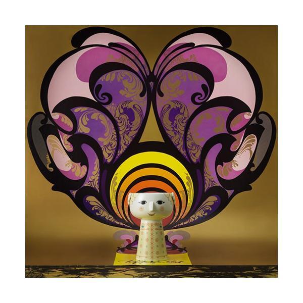 花瓶  北欧 ビヨン・ヴィンブラッド エバ・ベース ソフトイエロー 56510 日本正規代理店品 ギフト Bjorn Wiinblad|bellemessage|04