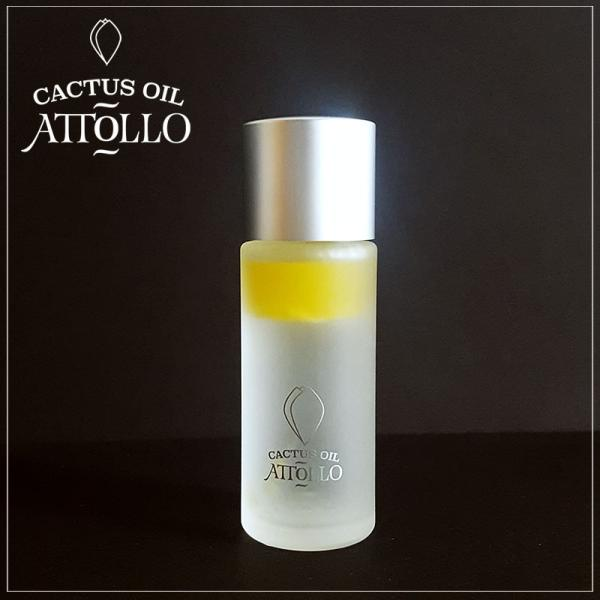 美容液 オイル 二層式 ウチワサボテン種子オイル美容液  アトロエッセンス  ATTOLLO Essence アロエウォーター 二層式 美容液ローション|bellemessage