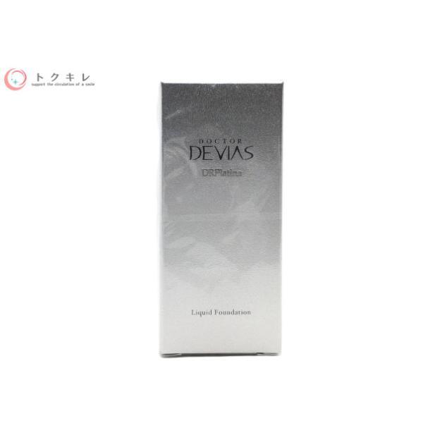 DRデヴィアス プラチナ リキッドファンデーション オークル 30ml DR Devias Platinum Liquid Foundation