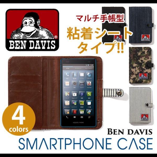 dca00b09dd ベンデイビス BEN DAVIS スマホケース スマホ 手帳型 全機種対応 スマホカバー スマートフォン ケース BDW- ...