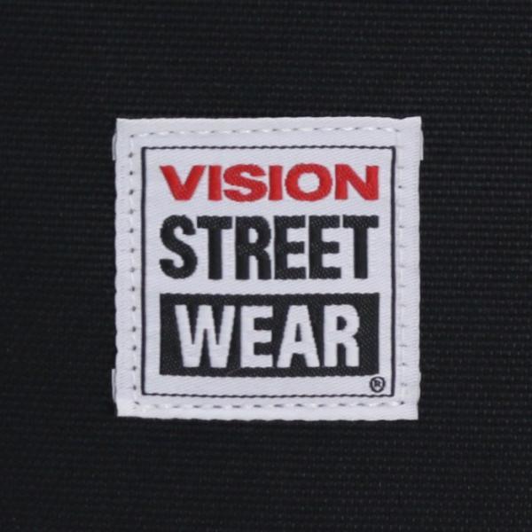 VISION STREET WEAR リュック ビジョン ストリートウエア スクエア