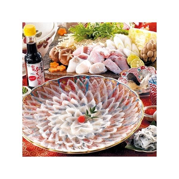 魚介 海鮮 魚 フグ ふぐ とらふぐ 料理 セット お歳暮 御歳暮 ギフト 贈り物 送料無料