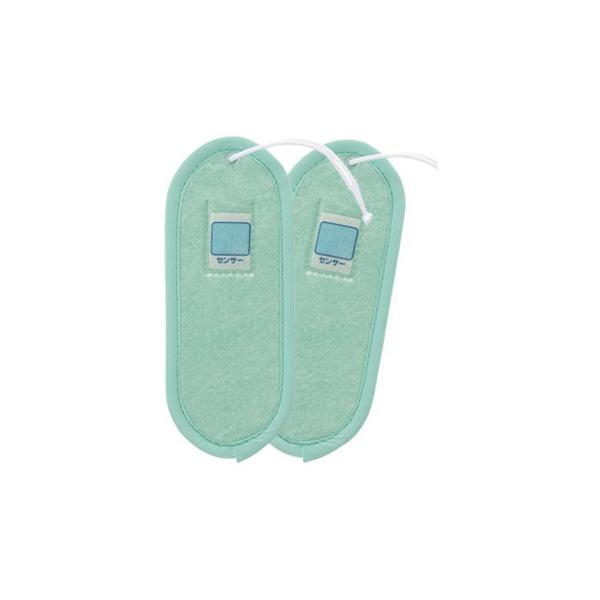 脱臭 除湿 靴 消臭・除湿靴用シート 2色(ブルー・グリーン)×各2セット