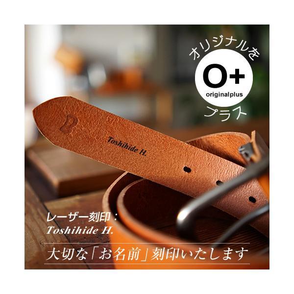 ベルト メンズ レディース 日本製 本革 カジュアル 牛革 レザーベルト 馬蹄型バックル|beltlab-y|06