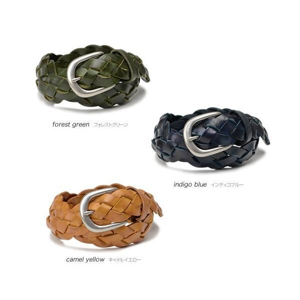 ベルト レディース メンズ メッシュベルト 本革 カジュアル レザー tricote トリコッテ beltlab-y 16