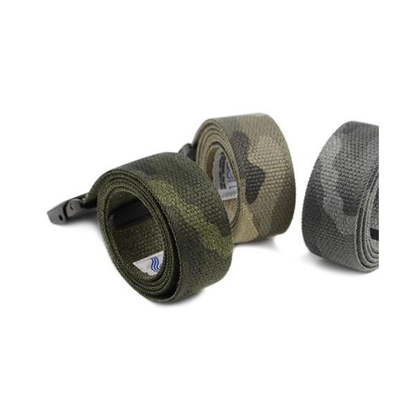ベルト メンズ レディース 送料無料/ゲバルト/伸縮性 伸びる 軽い ゴムベルト 金属アレルギー ミリタリーベルト|beltlab-y|05