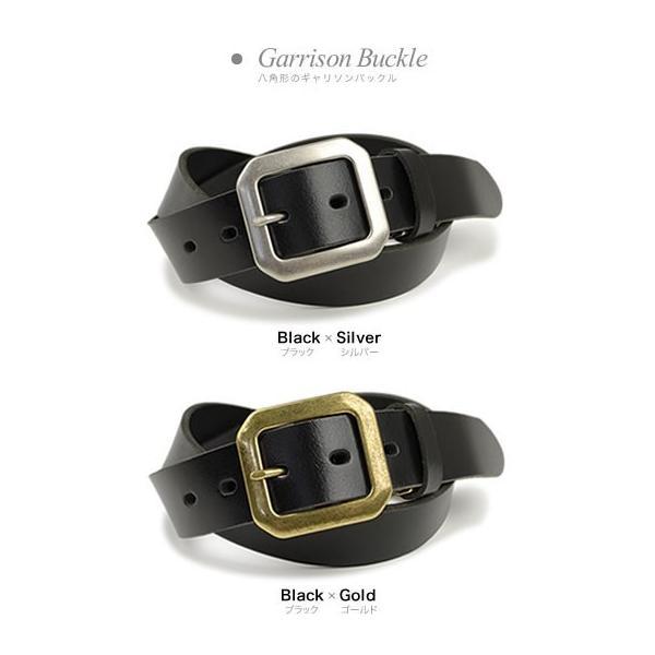 ベルト メンズ レディース 日本製 送料無料 4つのバックルと3つの革色 ベーシック 本革ベルト 牛革 レザー|beltlab-y|10